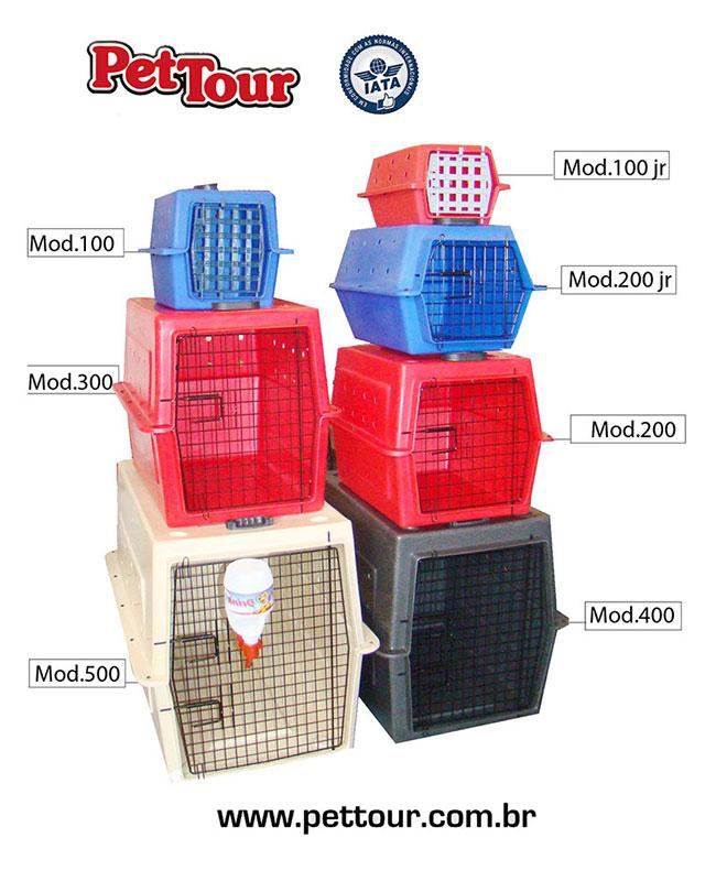 Caixa de Transporte para Cães de Porte Grande