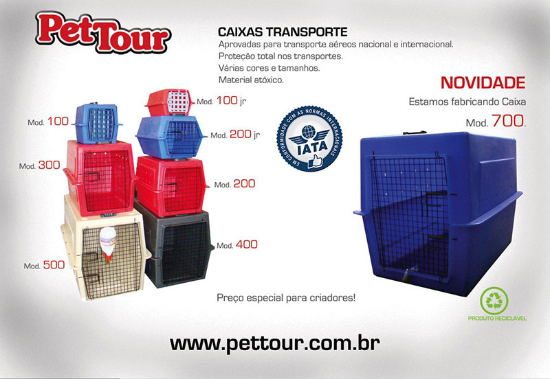 Fornecedor de Caixa de Transporte