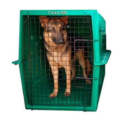 Gaiola para Transporte de Animais