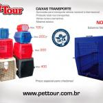 Caixa de transporte para gatos preço
