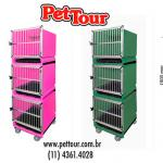 Canil expositor para pet shop